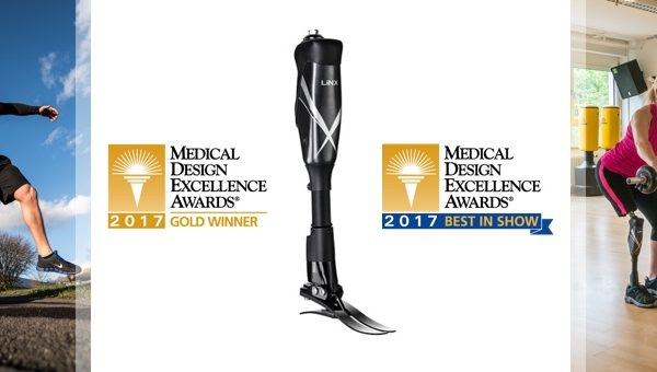 Linx a décerné le «meilleur gagnant global» aux Medical Design Excellence Awards